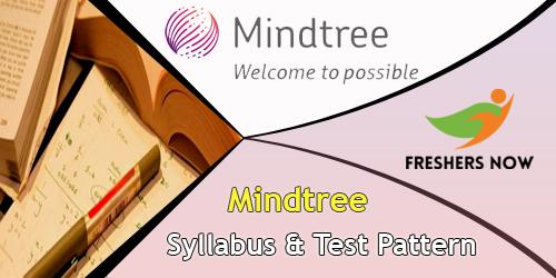 Mindtree Syllabus And Test Pattern
