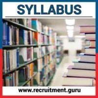 SDSC SHAR Syllabus 2021 PDF   Download Technician & Research Associate Exam Pattern Here